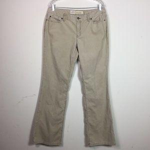 Ann Taylor LOFT Women's Pants Size 12 Corduroy